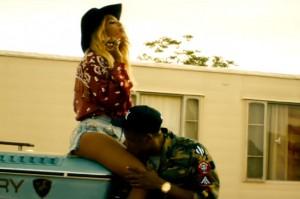 "Beyoncé and JAY Z's ""RUN"" trailer"