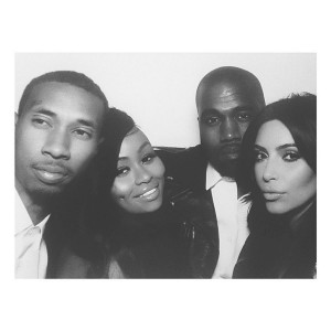 KimYe Wedding Celebrity Photo Booth Gives A Glimpse Of Celebrity Fun