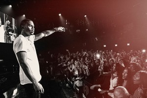 Trey Songz Performs At His iHeartRadio 'Trigga' Album Release Party In LA