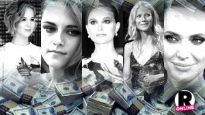 Forbes Magazine Releases Highest Paid Women In Hollywood List