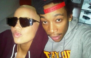 Tweet & Make Up: Wiz Khalifa Wished Amber Rose a Happy Birthday on Twitter