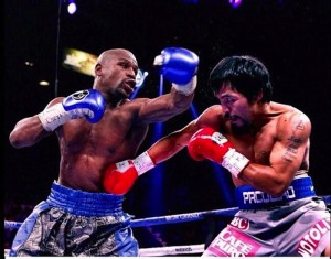 Mayweather vs. Pacquiao Is Officially On And Will Happen In 2015!
