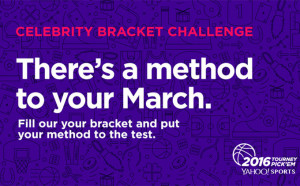 PROMO: Battle Chris Paul, Draymond Green, and Other Stars in the Yahoo! Celebrity Bracket Challenge!