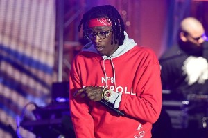 Young Thug Dissed Rich Homie Quan During a Concert in California Last Night