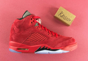 The Air Jordan 5 Suede Have Been Released
